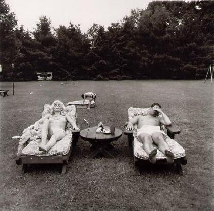 """""""Westchester Summer"""" by Diane Arbus"""